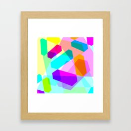 trisepangle Framed Art Print
