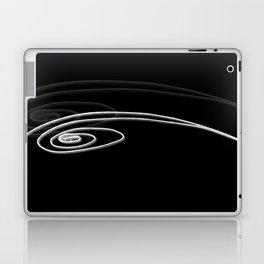 White Eye Laptop & iPad Skin