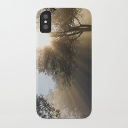 Shining iPhone Case