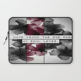 My soul loves Laptop Sleeve