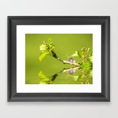 A little mouse Framed Art Print