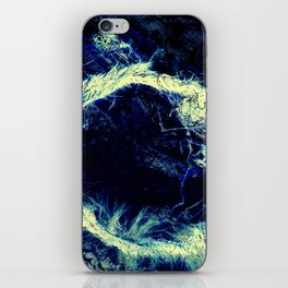 C Weed iPhone Skin