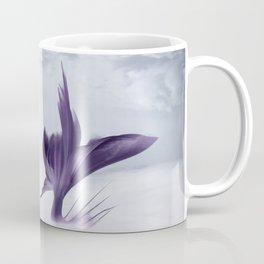 Mermaid Fantasy Ocean Seascape - Purple Mermaids Coffee Mug