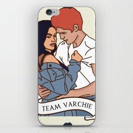 #teamVarchie iPhone Skin