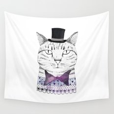 MR. CAT Wall Tapestry