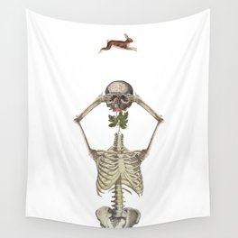 Flora/Fauna #5 Wall Tapestry