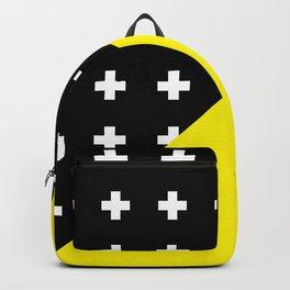 Memphis pattern 80 Backpack