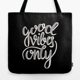 GOOD VIBES [REVERSED] Tote Bag