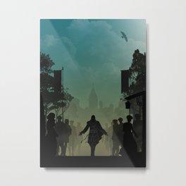 Assassin's Creed | Warriors Landscapes Serries Metal Print