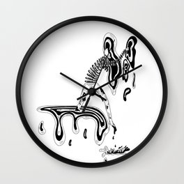 InkDoor Wall Clock
