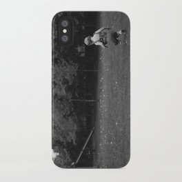 dandy field iPhone Case