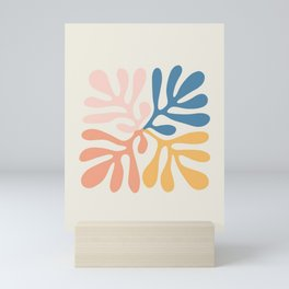 Seaweed Inspired to Matisse Mini Art Print