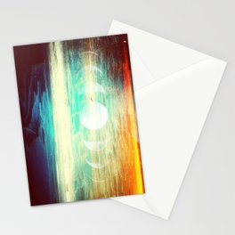 Lunar Phase Beach Stationery Cards