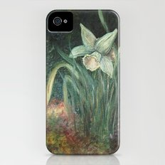 daffodil iPhone (4, 4s) Slim Case