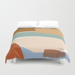 // Reminiscence 01 Duvet Cover