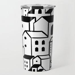 where is your home? Travel Mug