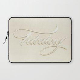 Fabulous Laptop Sleeve