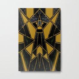 Abstract #555 Metal Print