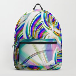Abstract Perfection 22 Backpack