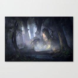 Beyond Immagination Canvas Print