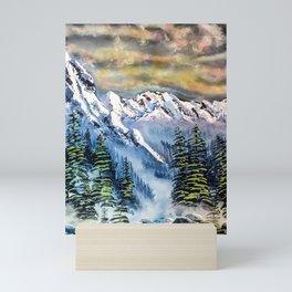 Rogers Pass Mini Art Print