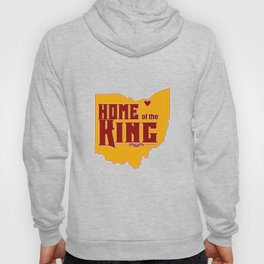 Home of the King (Red) Hoody