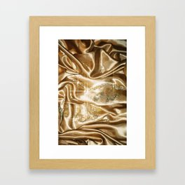 Thread Count Framed Art Print