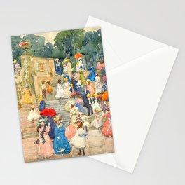 "Maurice Prendergast ""The Terrace Bridge, Central Park"" Stationery Cards"