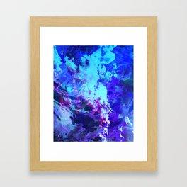 Misty Eyes of Tranquility Framed Art Print
