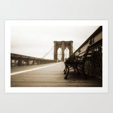Solitary Art Print