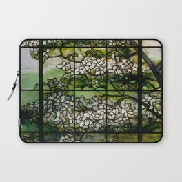 Louis Comfort Tiffany - Decorative stained glass 2. Laptop Sleeve