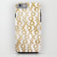 xoxo gold Tough Case iPhone 6