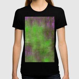 Green Color Fog T-shirt