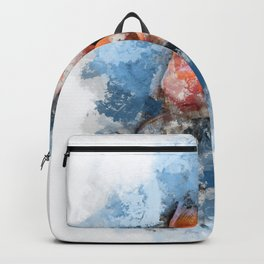 Wish on a Goldfish Backpack