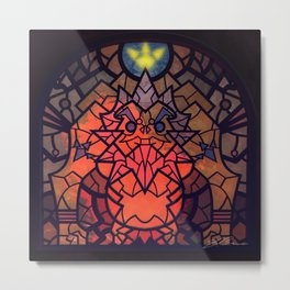 Sage of Fire Metal Print