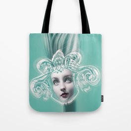 SEA GODDESS LEUCOTHEA Tote Bag
