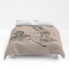 The Grail (v3) Comforters