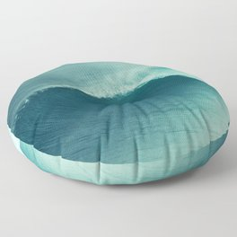 Perfect Wave Floor Pillow