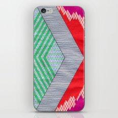 Isometric Harlequin #8 iPhone Skin