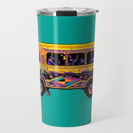 Dakar Car Rapide Travel Mug
