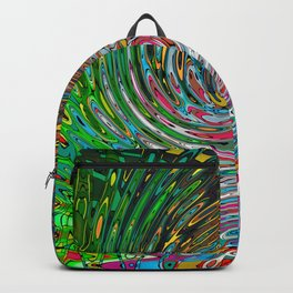 Vortex of Colours Backpack
