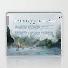 Wizarding Schools Around the World: China Laptop & iPad Skin