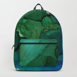 Ocean gold Backpack