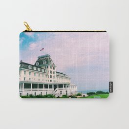 Ocean House Hotel in Watch Hill Rhode Island Carry-All Pouch