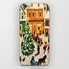 Magical Christmas  iPhone Skin