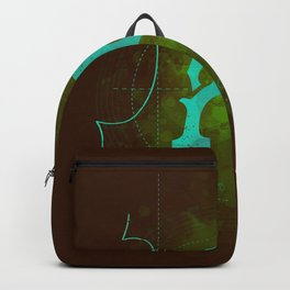 Sound of Cello Backpack