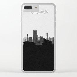 City Skylines: Yokohama Clear iPhone Case