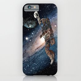 Space Dunk iPhone Case