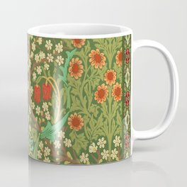 Green Garden Coffee Mug