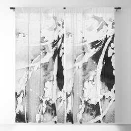 Jelly Study #3 (Version 3) Blackout Curtain